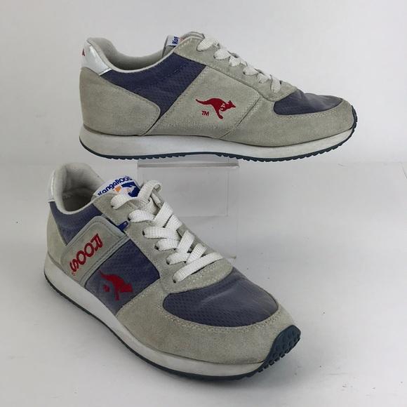 Vintage KangaROOS Sneakers Running Shoes